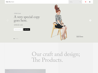 Kob + Co Store Shopify theme