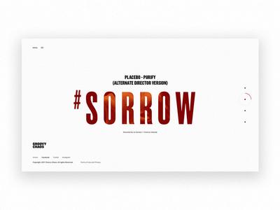 Groovy Chaos: Slide morevideo video film sorrow ui web
