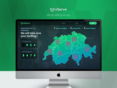 vServe - Staffing solution