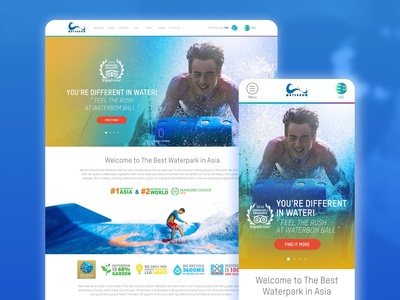 Waterbom Bali Redesign Concept