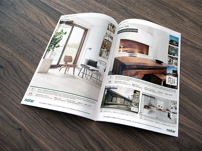 Ad grid notar ad grid magzine real estate agency house sale