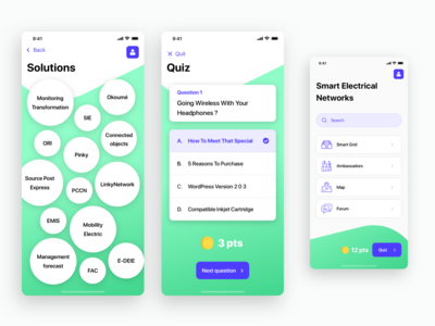 Interactive form