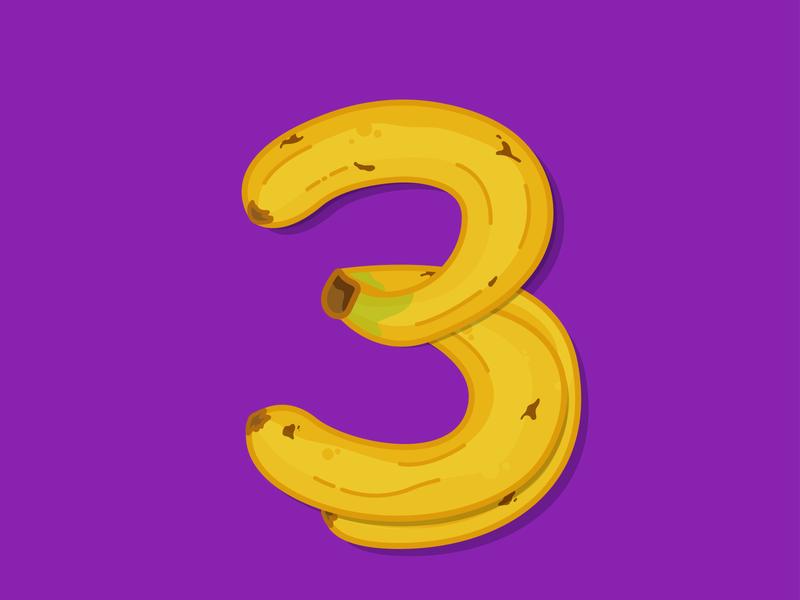 36 days of type - #3