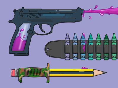 Art Attack starter pack