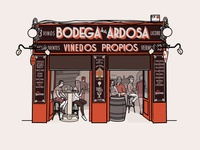 Bodega de la Ardosa - Madrid Places