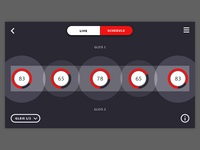 Light control app