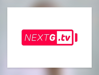 logo for nextg.tv, an online content platform for young people graphicdesign icon branding logotype logo design logo