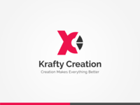 Krafty Creation Logo