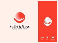 Smile & Miles Logo