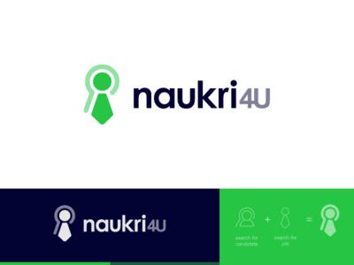 Job Portal Logo Design
