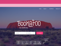 Bookaroo Website