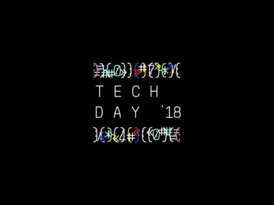 Tech Day Logo