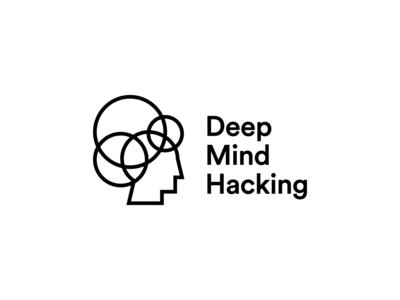 Deep Mind Hacking Logo
