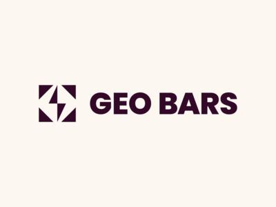 Geo Bars Logo