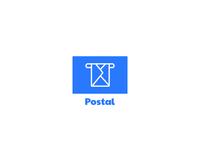 Daily logo challenge 42/50 - Postal Service