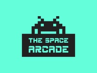 Daily logo challenge 50/50 - Video Game Arcade
