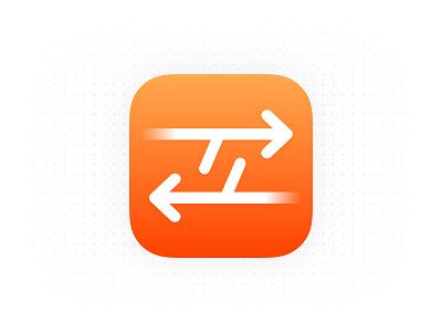 App Icon orange iphone icon app ios icon