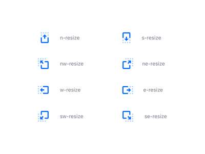 Resize Icons grid system design system mobile desktop scale button grid layout icons icon resize