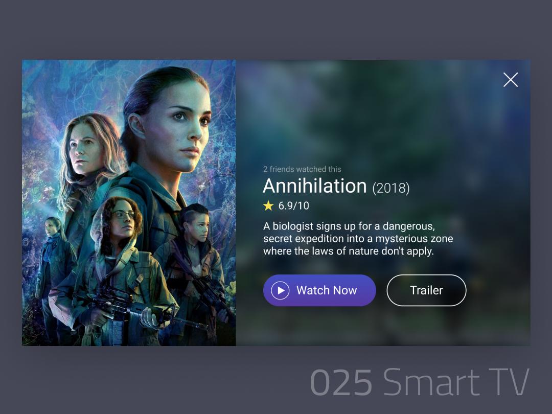 smart tv movie apps free