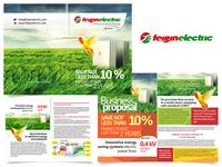 Logo design, booklet layout, branding