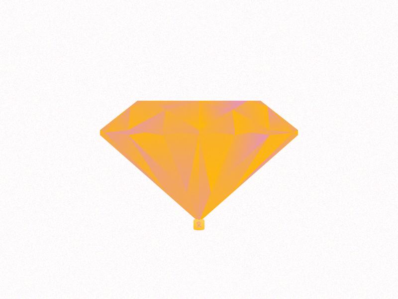 #Typehue R: Rock / Romance stone romance rock diamond