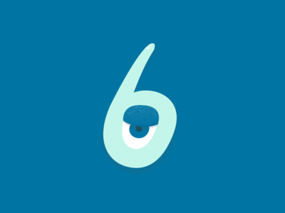 6 by Russell Bishop via dribbble