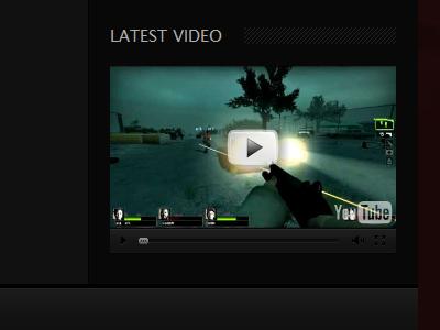 Custom Video Player video ui custom youtube player