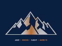 Jazz Scores: Game 72 - 3.22.17