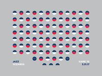 Jazz Scores: Game 76 - 3.31.17