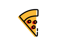 P is for Pizza!