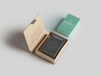 Wanderlost Supply Co. Brand Identity