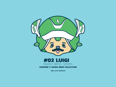 Chopper X Mario Luigi