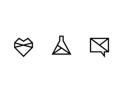 Dm icons