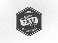 Cycleface Badge