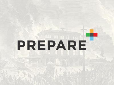 Prepare emergency preparedness gotham redcross plus plusign destruction beprepared prepare firstaid