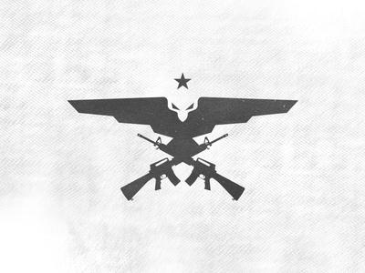 Delta Discount Firearms_3  eagle bird star guns m16 military texture weapons firearms