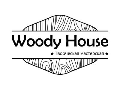 Woody House logo