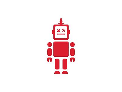 Gadget simple vector robot