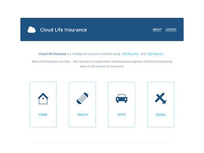 Cloud Life Insurance