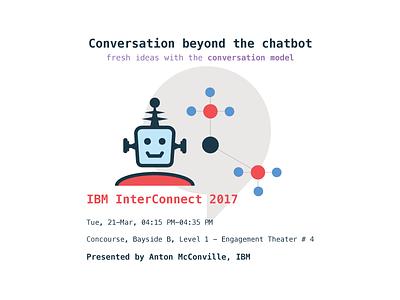 Conversation beyond the chatbot