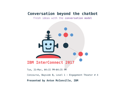 Conversation beyond the chatbot
