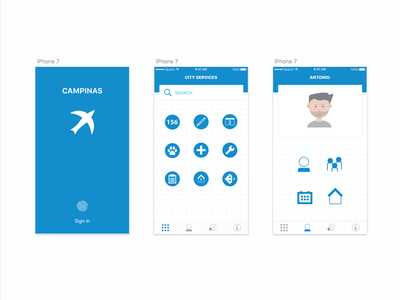 Smart City App chatbot smartcity