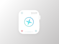 Tracker Design for Apple Watch
