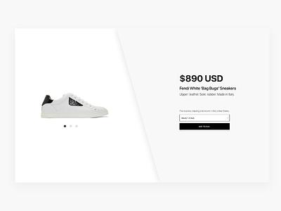 #dailyui#012 E-Commerce Shop (Single Item) adobe xd ux uidesign dribbble dailyui icon app interface design ux design app ui design
