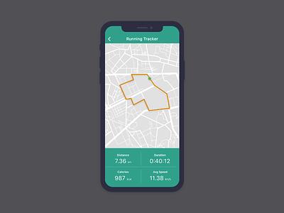 #dailyui#020 Location Tracker adobe xd ux uidesign dribbble dailyui interface design ux design app ui design