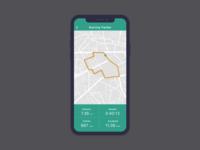 #dailyui#020 Location Tracker