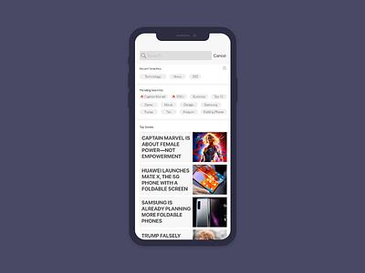 #Dailyui #022  Search adobe xd icon app ux uidesign dribbble dailyui interface design ux design app ui design