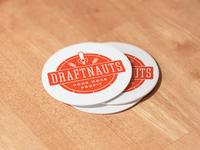 Draftnauts Coaster