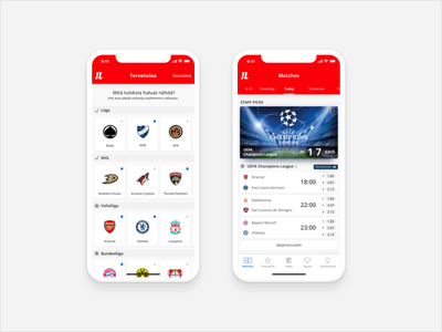 IL Tulosvahti App iltalehti sports app