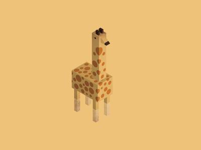 Collection of animals: giraffe